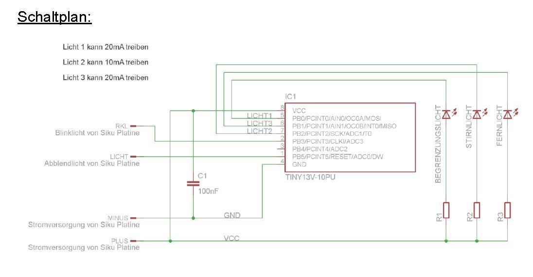 Ausgezeichnet Schaltplan Für Elektrische Beleuchtung Ideen ...